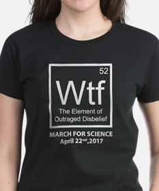 Wtf Outraged Disbelief Tee for