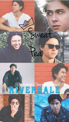 Sweet peat wallpaper from Riverdale Sweet Pea Riverdale, Riverdale Cw, Riverdale Aesthetic, Riverdale Funny, Riverdale Poster, Riverdale Quotes, Riverdale Wallpaper Iphone, Riverdale Netflix, Riverdale Cole Sprouse