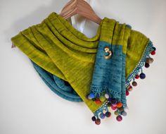 Odacier, Ellen Mason Design: A Stitcher's Wardrobe: Scarf