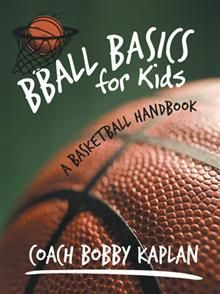 """It is not difficult to learn to play basketball. That's more, it can be really fun! Bball Basics for Kids is a step-by-step handbook featuring """"Hoops,"""" a playful, basketball-loving friend who shows kids of all ages the most important skills of the game.    Coach Bobby Kaplan knows basketball. He applies his experience of having coached more than a thousand games to teach kids the basics of a sport that combines individual skills with the skills of teammates."""