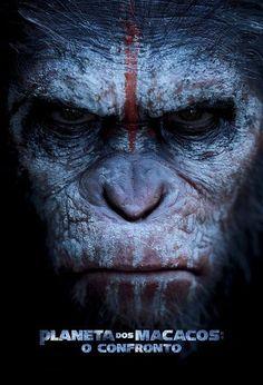 Assistir Planeta dos Macacos: O Confronto online Dublado e Legendado no Cine HD