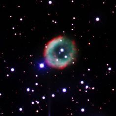 NGC 2438 -  Planetary Nebula,   Puppis
