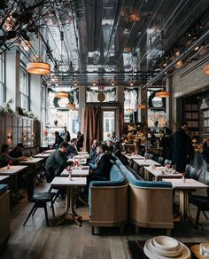 La Mercerie cafe & bar New York