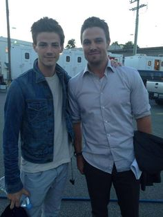Arrow 2°#temporada bastidores