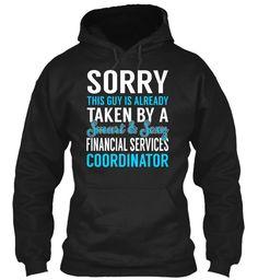 Financial Services Coordinator #FinancialServicesCoordinator