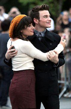 Kurt and Rachel- Glee