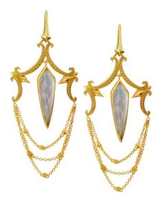 Large+Crystal+Haze+Chandelier+Earrings+by+Stephen+Webster+at+Neiman+Marcus+Last+Call.