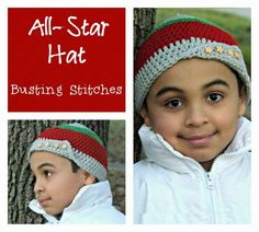 Another hat for boys