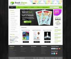 Book Store Theme: Like it ? To create your own estore, log on to www.buildabazaar.com