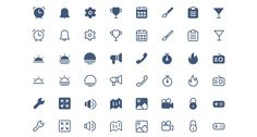 20 Free, Multi-Purpose Iconsets You Should Bookmark