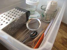 Creating a Kitchen Pharmacy: Equipment & Supplies