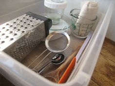 Creating a Kitchen Pharmacy: Equipment and Supplies