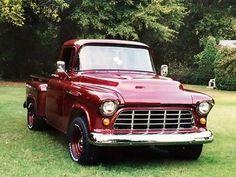 fully restored 1957 chevy pickup