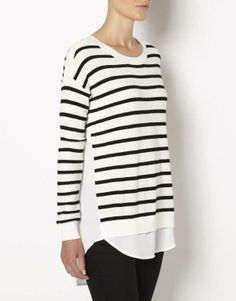 Witchery jersey from @woolworthssa
