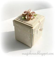 magic boxes: Magic Box - Lovebirds