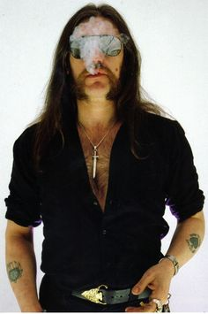 Ian Fraser Kilmister (24 December 1945 – 28 December 2015), better known as Lemmy, was an English musician, singer, and songwriter who founded and fronted the rock band Motörhead.