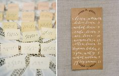 Styling Trend: The Lost Art of Handwriting br/ 6 Beautiful Calligraphers to enjoy