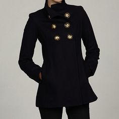Military Coat - Michael Kors
