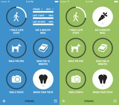 This Ingenious App Helps You Form Habits (The Good Kind!) | Co.Design | business + design