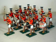 military miniatures bands | Military Bands