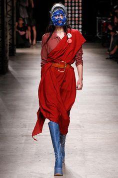 Défilé Vivienne Westwood Automne-Hiver 2016-2017 5