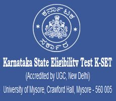 The Karnataka State Eligibility Test (K-SET) center for Lectureship, University of Mysore, Mysore will be holding the Test on 08th DECEMBER 2013 (Sunday) for determining the eligibility for Lectureship (Assistant Professorship) in various universities/colleges/Institutions (Government/Aided/ Private) in Karnataka State.