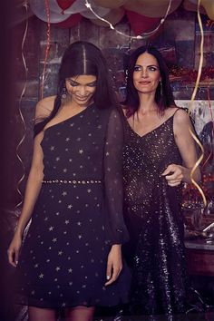 4 ways to sparkle this Christmas with George. Dazzle this festive season with these statement party pieces. Discover more in-store and online at George.com.