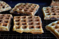 Cookies & Cream Waffles / #PureIngredients | Always Order Dessert