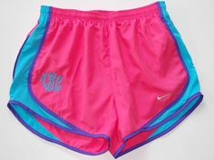 Color Nike shorts