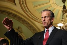 """I don't understand the move,"" said Sen. John Thune, a member of Senate Republican leadership. Net Neutrality, Republican Senators, Social Issues, Leadership, News"