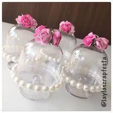 Resultado de imagem para mini cupulas decoradas