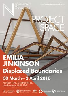 Emilia Jinkinson, Displaced Boundaries, 30 March–2 April 2016, NN Contemporary Art