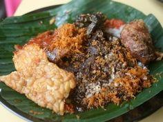 Resep Nasi Rawon Asli Jawa Timur - Resep Masakan Nusantara