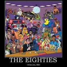 Eighties #80s #memories