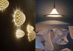 3D Printed Lighting