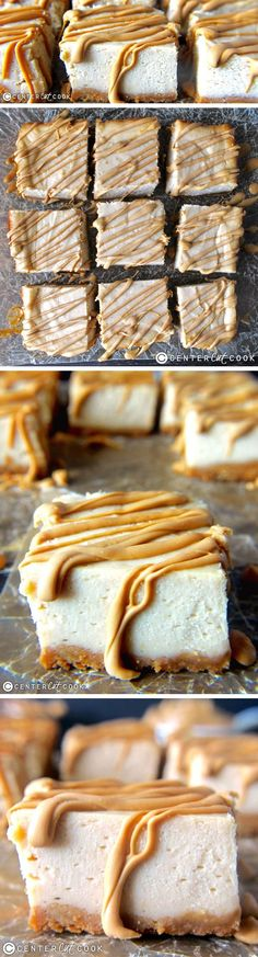 Peanut Butter Lovers Cheesecake