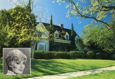Home of Shirley Jones, Beverly Hills, California
