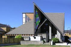 Futuna Chapel Wellington. John Scott