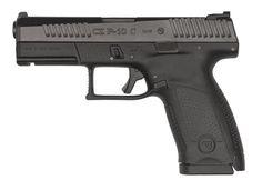 CZ Makes a Glock? The New P-10 C Polymer Striker-Fired 9mm – Full Review. - GunsAmerica Digest