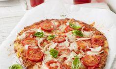 Mehl, Hefe und Co. sind nichts für euch, ihr wollt aber trotzdem Pizza essen, dann braucht ihr diese alternativen Pizzateig Rezepte