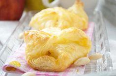 Das Rezept für die #Apfeltascherl ist für jeden eine süße Versuchung. Besonders gut schmecken sie mit frischem, selbstgemachtem Apfelgelee.