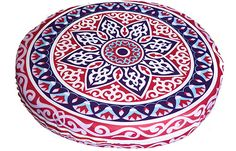 Pink Khayameya Pouf by Bedaya. Now available at TheGiftery.com! For more information call 01221103868 (Sunday- Thursday 9:30 am to 5:30 pm) Ramadan Activities, Ramadan Crafts, Ramadan Decorations, House Decorations, Ramadan 2016, Diy And Crafts, Arts And Crafts, Thursday, Sunday