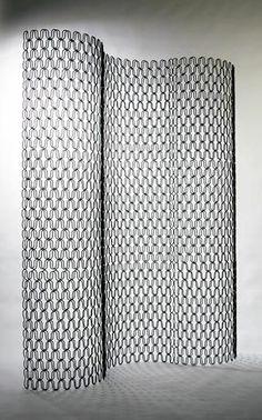 Paravent design SPRING WAVE  Aswoon/Susan Woods Studio