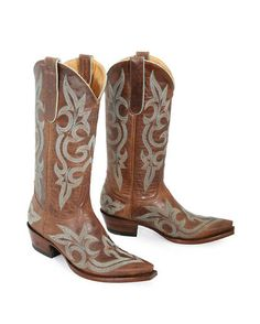 Old Gringo in Rust/Turquoise http://www.countryoutfitter.com/products/26837-womens-diego-boot-rust-turquoise #cowgirlboots