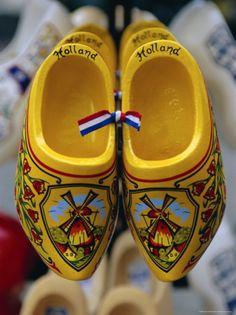 AMSTERDAM #DutchClogs #Holland