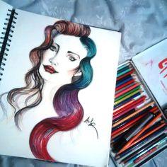 U are beautiful ColourLady