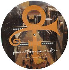 Love Symbol (Picture-LP) Paisley Park 0843930000001