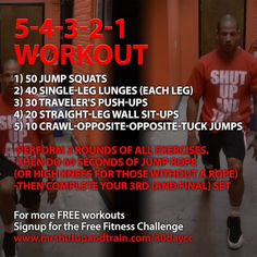 #TotalFitChallenge 21 day fitness challenge   http://www.mrshutupandtrain.com