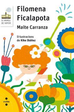 Filomena Ficalapota (Barco de Vapor Blanca): Amazon.es: Maite Carranza, Enrique Ibañez Fernandez (Kike Ibañez): Libros
