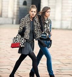 Fashion winter clothes